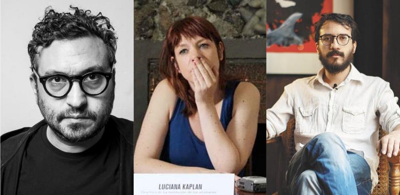 Sundance 2020: Alonso Ruizpalacios, Alberto Arnaut y Luciana Kaplan ganan becas para sus siguiente películas