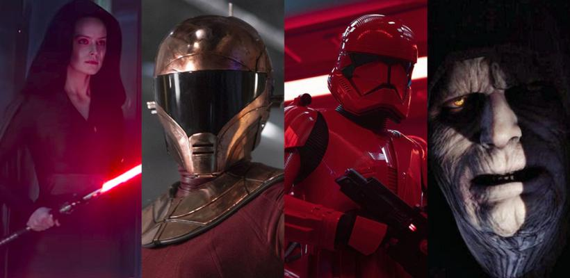 Star Wars: El ascenso de Skywalker o cómo introducir personajes inútiles para vender juguetes