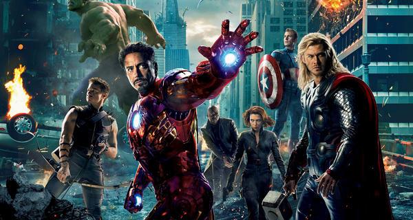24 equipos de héroes reunidos en el cine y la TV