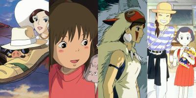 Las 10 mejores películas de Studio Ghibli que llegarán a Netflix