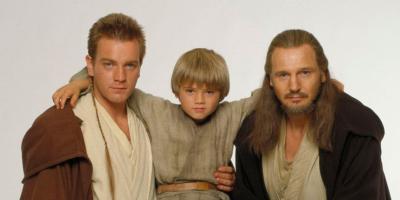 Star Wars: protagonista de La Amenaza Fantasma padece esquizofrenia paranoide