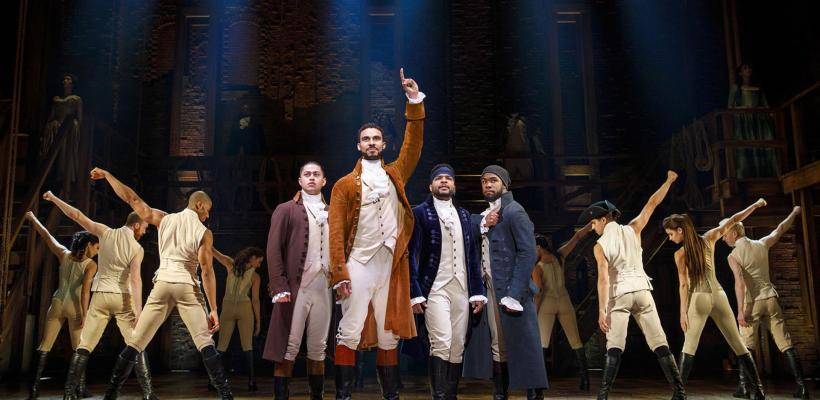 Hamilton: Disney llevará al cine el famoso musical con el elenco original de Broadway