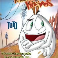 Póster Oficial de Una película de huevos (2006)