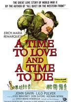 Tiempo de amar, tiempo de morir