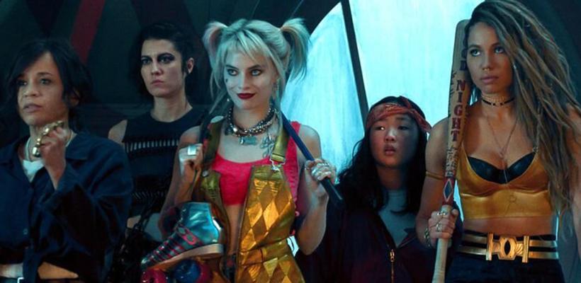 Aves de presa y la fantabulosa emancipación de una Harley Quinn   Top de críticas, reseñas y calificaciones