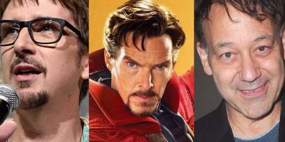 Scott Derrickson comparte su opinión sobre Sam Raimi como posible director de Doctor Strange 2