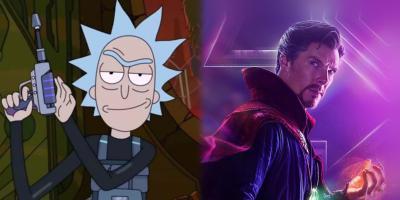 Escritor de Rick y Morty reescribirá el guión de Doctor Strange in the Multiverse of Madness