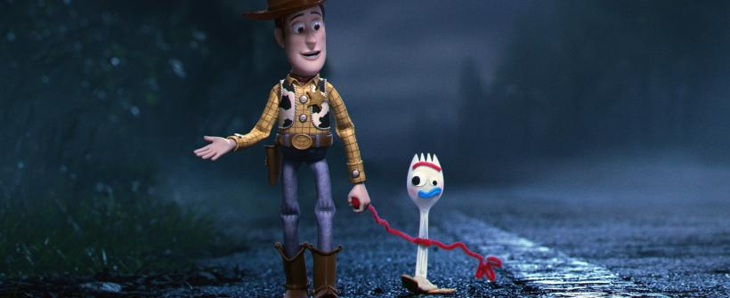 Toy Story 4 - I Cant Let You Throw Yourself Away