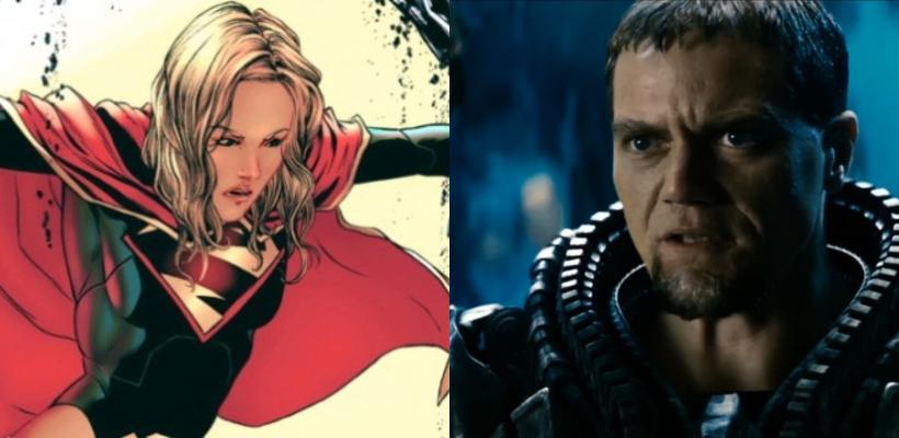 Michael Shannon podría regresar como Zod en la película de Supergirl