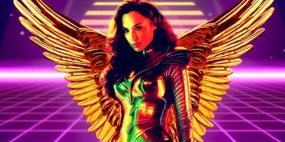 Wonder Woman 1984: se revelan nuevas e impresionantes imágenes