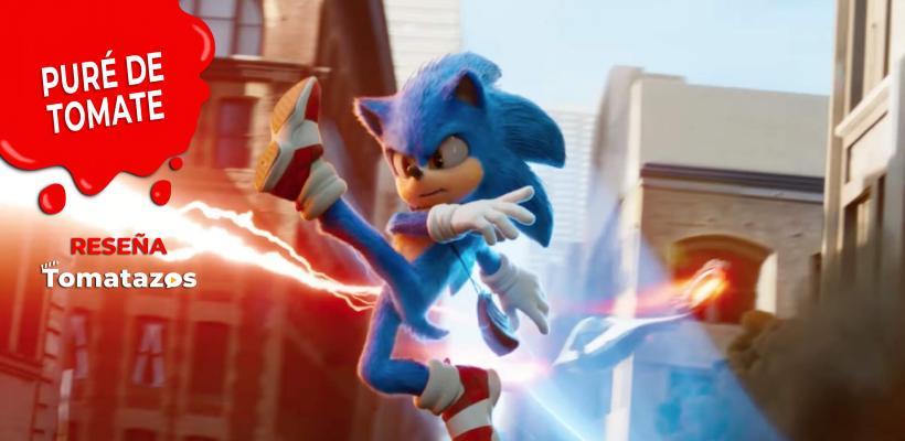 RESEÑA: Sonic La Película | Cuando los fans y el público ganan