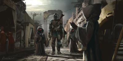 Star Wars: The Mandalorian podría tener una película precuela