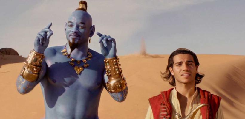 Confirmado: Disney ya trabaja en la secuela de Aladdín