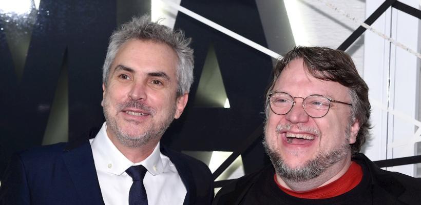 Guillermo del Toro y Alfonso Cuarón impartirán conferencia en Guadalajara