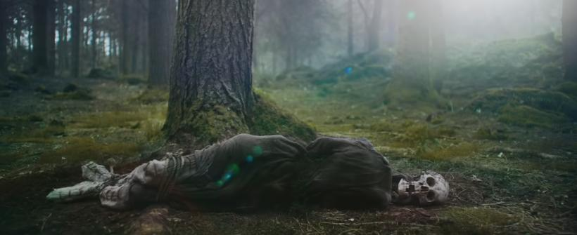 The Green Knight | Primer teaser tráiler