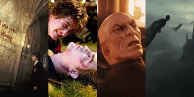 Los momentos más oscuros de la saga de Harry Potter