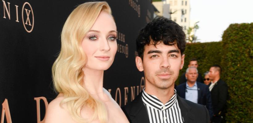 Sophie Turner y Joe Jonas serán padres a casi un año de matrimonio