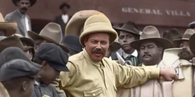 """Disney producirá una serie sobre Pancho Villa, """"Centauro del Norte"""""""
