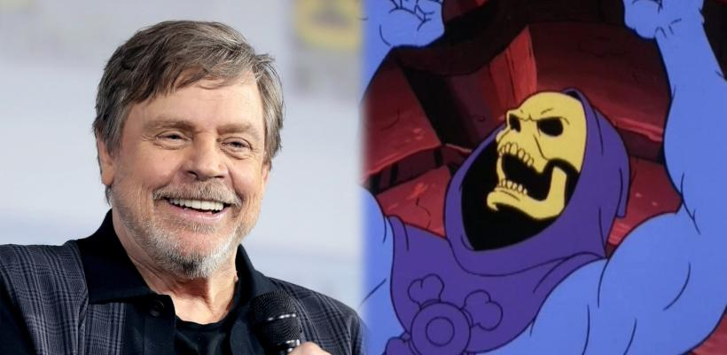 Mark Hamill interpretará a Skeletor en Masters of The Universe: Revelation