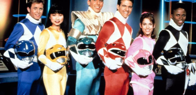 ¡Los Power Rangers de los 90 llegarán a la Mole 2020!