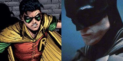 Robin podría aparecer en The Batman y tener un spin-off