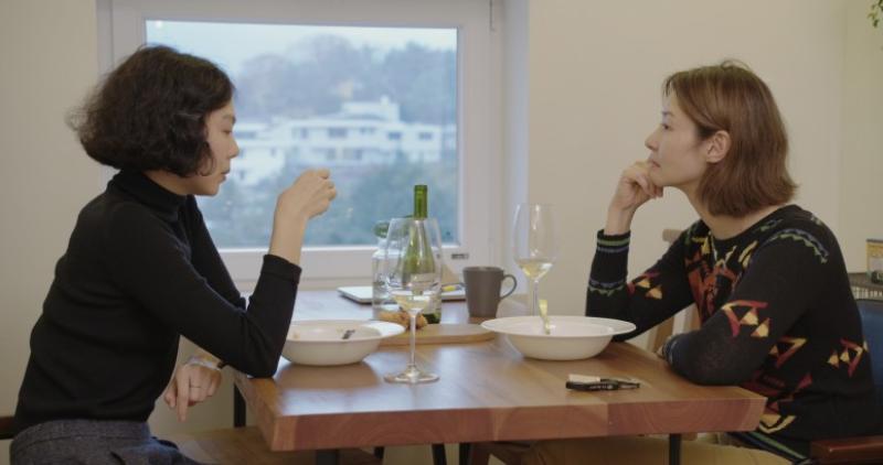 Película: The Woman Who Ran (Domangchin yeoja)