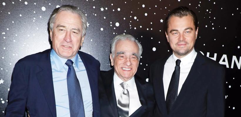 Martin Scorsese dirigirá su primer western, será protagonizado por Leonardo DiCaprio y Robert De Niro