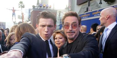 Spider-Man: Tom Holland reviviría a Tony Stark antes que al tío Ben