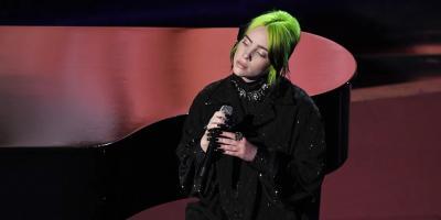 Billie Eilish declara que su presentación en los Óscar 2020 fue una basura