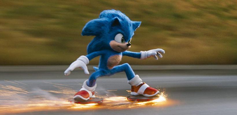Sonic La Película se mantiene como reina de la taquilla durante su segundo fin de semana