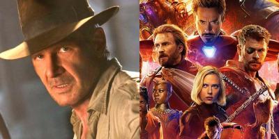 Harrison Ford quiere que Indiana Jones 5 sea tan exitosa como las películas de Marvel Studios