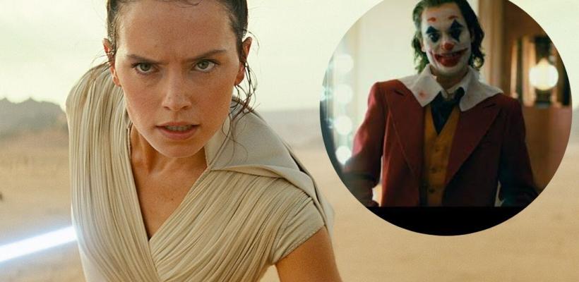 Star Wars: El Ascenso de Skywalker recaudará menos dinero en taquilla que Joker