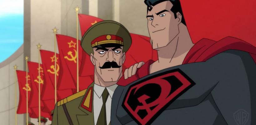 Superman: Red Son ya tiene primeras críticas