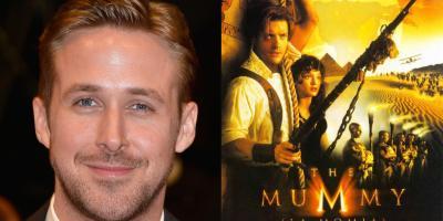 Universal podría hacer una nueva versión de La Momia protagonizada por Ryan Gosling