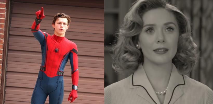 Tom Holland quiere a Spider-Man en WandaVision