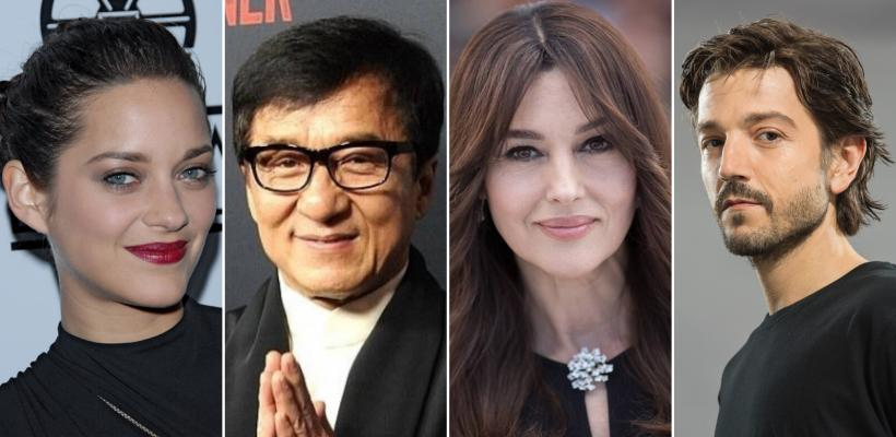 Actores extranjeros que han triunfado en Hollywood