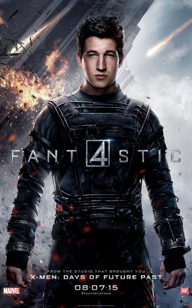 © TM & © 2015 Marvel & Subs. TM and © 2015 Twentieth Century Fox Film Corporation. All rights reserved.