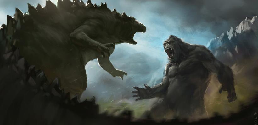 Godzilla vs. Kong obtiene reacciones positivas en las proyecciones de prueba