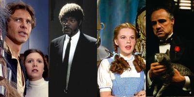 Hollywood elige las 100 mejores películas de todos los tiempos