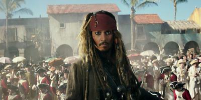 Piratas del Caribe: Johnny Depp podría regresar como Jack Sparrow