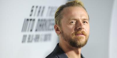 Simon Pegg asegura que el fracaso de Star Trek es por culpa de Marvel Studios