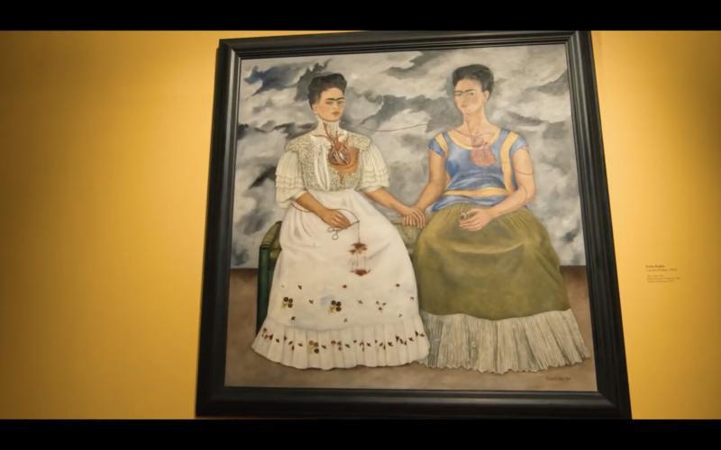 Frida - Viva la vida (2019)