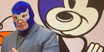 Disney está desarrollando una serie de Blue Demon Jr.