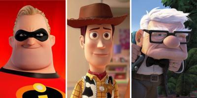 Acusan a Pixar de tener demasiados hombres blancos como protagonistas en sus películas