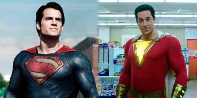 Henry Cavill podría estar en pláticas para regresar como Superman en Shazam 2