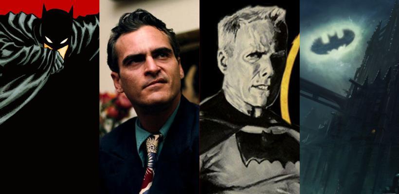 Batman: Todo lo que sabemos sobre la película de Darren Aronofsky