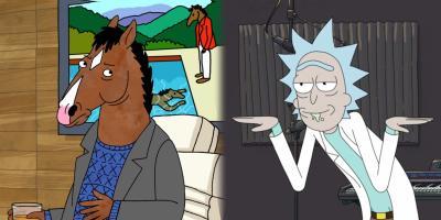 BoJack Horseman vs. Rick y Morty, ¿Cuál es la mejor serie?