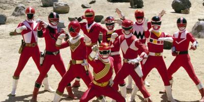 Reboot de los Power Rangers podría convertir al Ranger Rojo en mujer