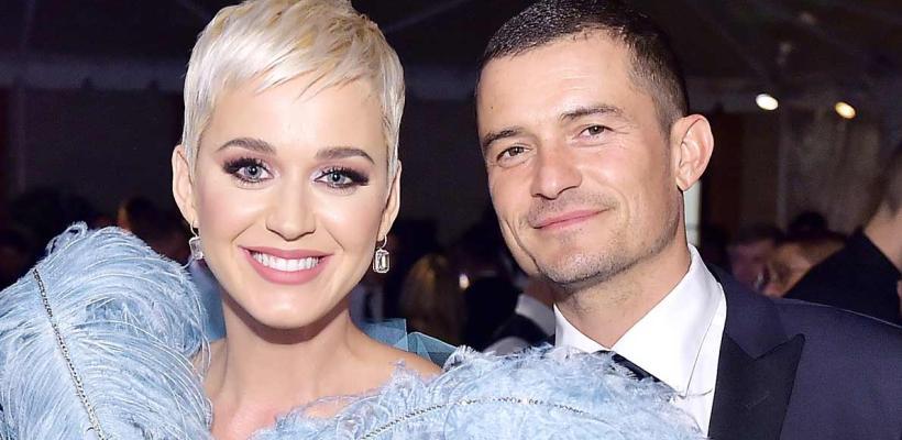 Katy Perry anuncia que está embarazada de Orlando Bloom