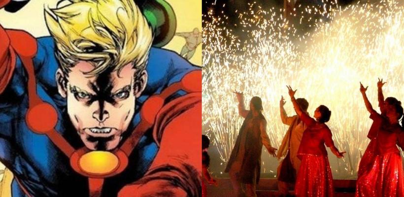 Eternals tendrá una escena completa de un baile de Bollywood